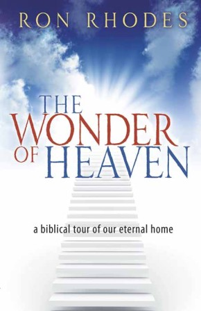 The Wonder of Heaven: A Biblical Tour of Our Eternal Home *Scratch & Dent*