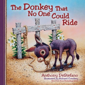The Donkey That No One Could Ride *Scratch & Dent*