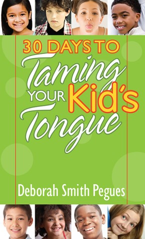 30 Days to Taming Your Kid's Tongue *Scratch & Dent*