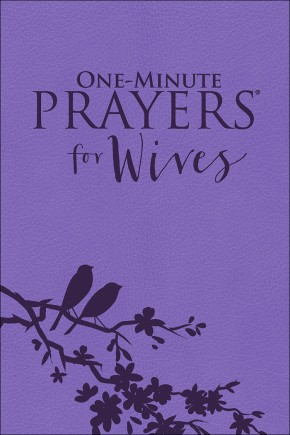 One-Minute Prayersfor Wives Milano Softone