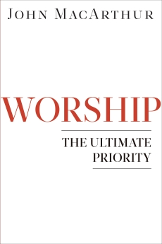 Worship: The Ultimate Priority *Scratch & Dent*