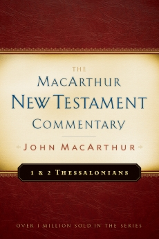 First & Second Thessalonians MacArthur New Testament Commentary (Macarthur New Testament Commentary Serie) *Scratch & Dent*
