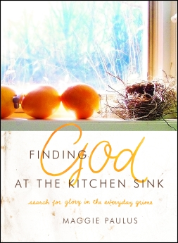 Finding God Kitchen Sink