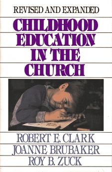 Childhood Education in the Church *Scratch & Dent*