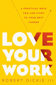 Love Your Work: 4 Practical Ways You Can Pivot to Your Best Career *Scratch & Dent*