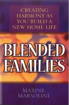 Blended Families PB by Maxine Marsolini