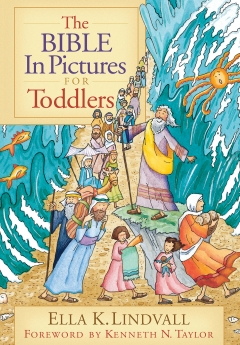 The Bible in Pictures for Toddlers *Scratch & Dent*