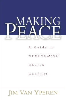 Making Peace PB by Jim Van Yperen
