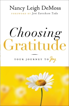 Choosing Gratitude: Your Journey to Joy *Scratch & Dent*
