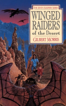 Winged Raiders of the Desert (Seven Sleepers Series #5)
