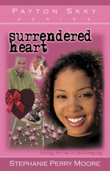 Surrendered Heart (Payton Skky Series, 5) by Stephanie Perry Moore