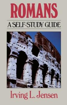 Romans- Jensen Bible Self Study Guide (Jensen Bible Self-Study Guide Series)