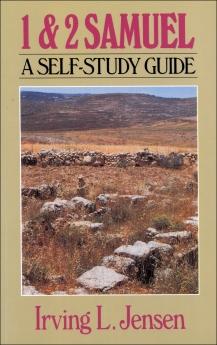 First & Second Samuel- Jensen Bible Self Study Guide (Jensen Bible Self-Study Guide Series) *Scratch & Dent*