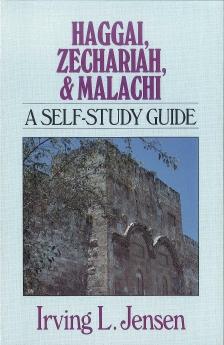 Haggai Zech Malachi Jensen