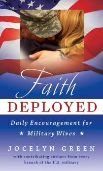 Faith Deployed: Daily Encouragement for Military Wives *Scratch & Dent*