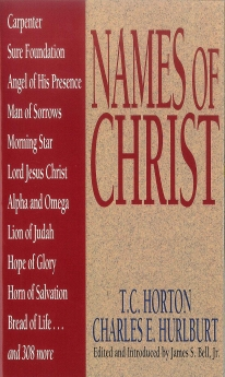 Names Of Christ (Names of... Series) *Scratch & Dent*