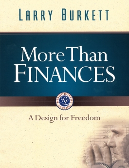 More Than Finances: A Design for Freedom (Resourceful Living Series) *Scratch & Dent*