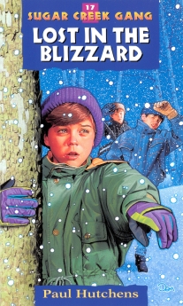 Lost in the Blizzard (Sugar Creek Gang Series)