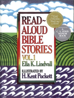 Read Aloud Bible Stories: Volume 1 *Scratch & Dent*