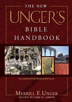 The New Unger's Bible Handbook uu *Scratch & Dent*