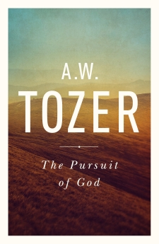 Pursuit of God - Paper (NEW)