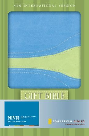 NEW INTERNATIONAL GIFT BIBLE *Scratch & Dent*
