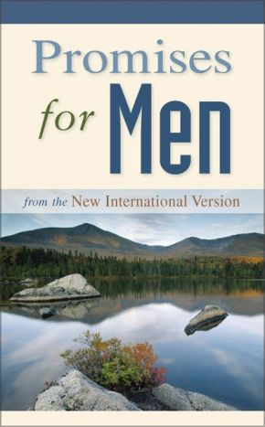 Promises for Men: from the New International Version *Scratch & Dent*