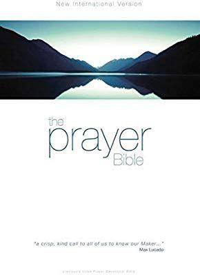 The NIV Prayer Bible (1984)