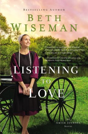Listening to Love (An Amish Journey Novel)