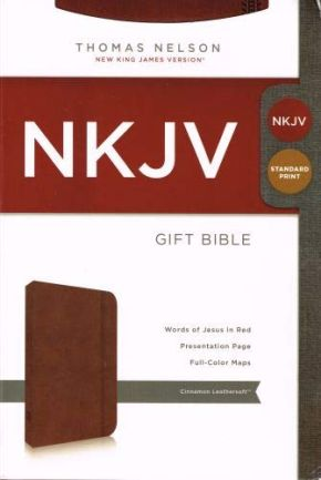 New King James version Gift Bible