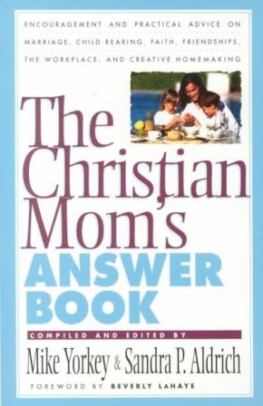 The Christian Mom's Answer Book *Scratch & Dent*