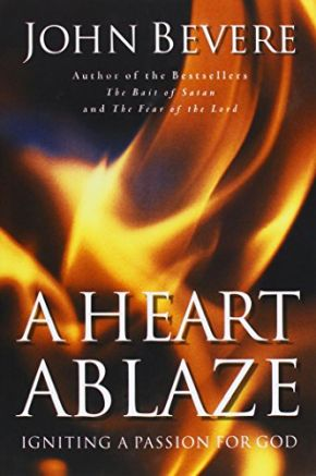 A Heart Ablaze: Igniting a Passion for God *Scratch & Dent*