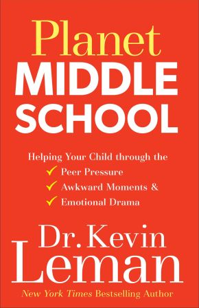 Planet Middle School: Helping Your Child through the Peer Pressure, Awkward Moments & Emotional Drama *Scratch & Dent*