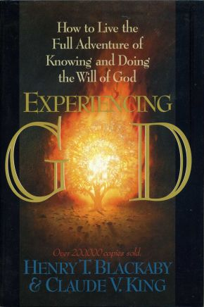 Experiencing God; How to Live the Full Adventure of Knowing and Doing the Will of God *Scratch & Dent*