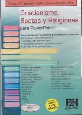 El Cristianismo, Sectas y Religiones - Powerpoint DVD