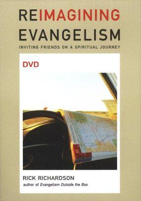 Reimagining Evangelism DVD: Inviting Friends on a Spiritual Journey