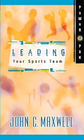 PowerPak Collection Series: Leading Your Sports Team *Scratch & Dent*