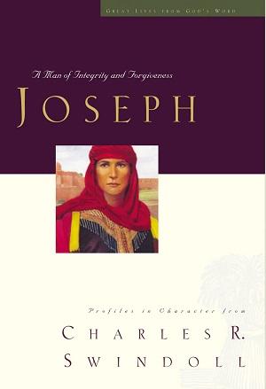 Joseph Great Lives PB by Charles Swindoll