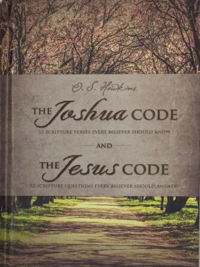 The Joshua Code - 52 Scripture Verses... and The Jesus Code 52 Scripture Questions *Scratch & Dent*