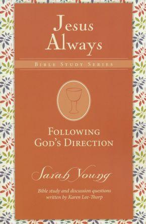 Custom Following God'S Direction, Readerlink