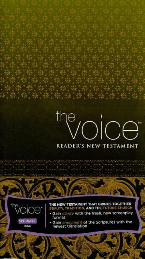 The Voice Reader's New Testament