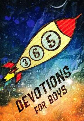 365 Devotions for Boys (Custom)