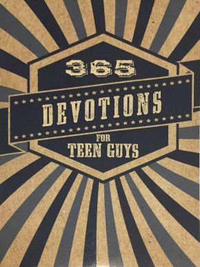 365 Devotions for Guys (Custom)