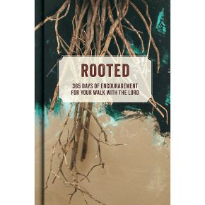 Rooted: 365 Days of Encouragement for Walk CU