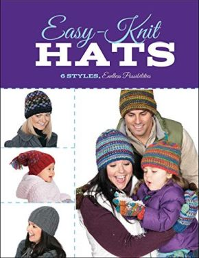 Easy-Knit Hats: 6 Styles, Endless Possibilities *Scratch & Dent*