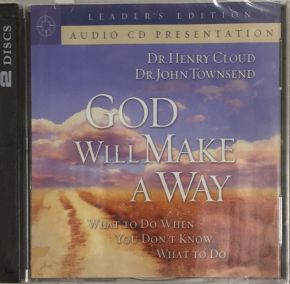 God Will Make a Way Leader's Edition Audio CD Presentation