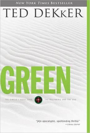 Green (The Circle, Book 0: The Beginning and the End) *Scratch & Dent*
