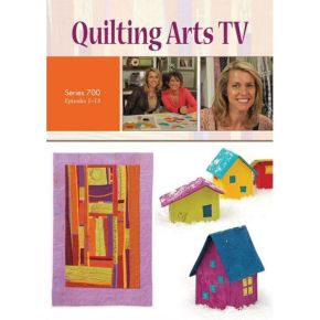 Quilting Arts TV Series 700