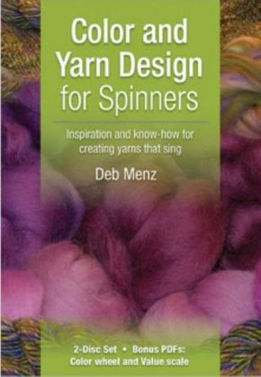 Color and Yarn Design for Spinners