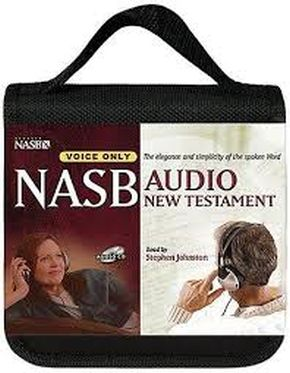 NASB Audio New Testament: New American Standard Bible
